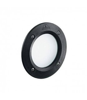 LED 1 Light Outdoor Recessed Light Black IP66