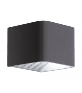 LED Outdoor Wall Light Anthracite IP44