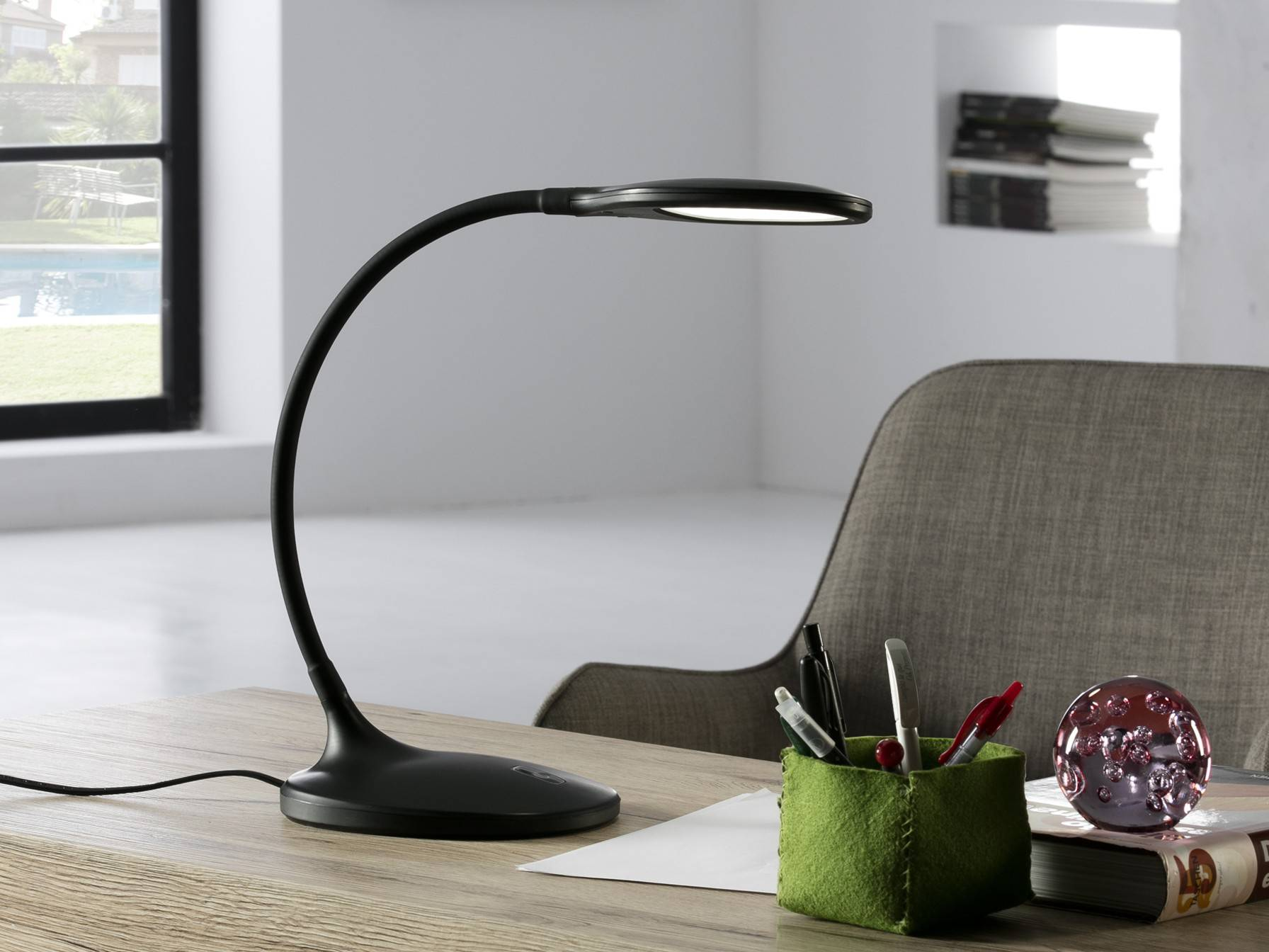 Integrated Led Table Lamp