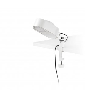 LED White Clip 6W Dimmable 2700K-4800K