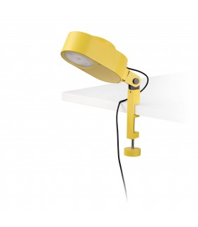 LED Clip Yellow 6W Dimmable 2700K-4800K