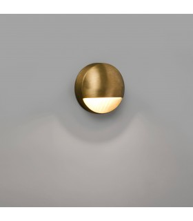 Outdoor LED Wall Lamp Brass 6W 3000K IP44