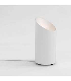 Floor Lamp Matt White, GU10