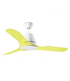 Tiga Yellow Ceiling Fan Blade (for use with 30-3249-Cf-M1) - LEDS-C4 71-4867-24-24