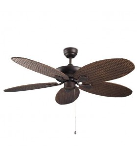 Ceiling Fan Copper Brown