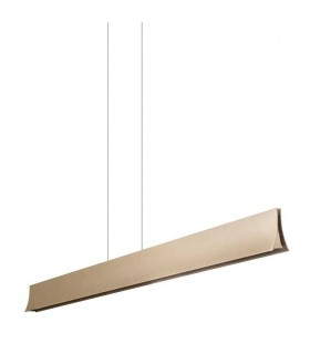 LED Ceiling Hanging Pendant Bar Light Painted gold