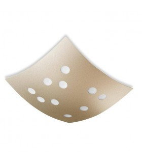 Wow Ceiling Light Small Gold - LEDS-C4 15-4849-F5-F5