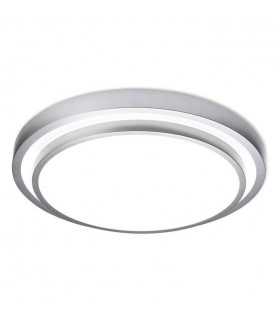 Round Flush Ceiling Light - LEDS-C4 514-GR
