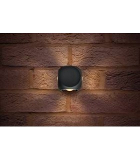Outdoor LED Wall Light 4-Way IP54 360LM 8W 3000K