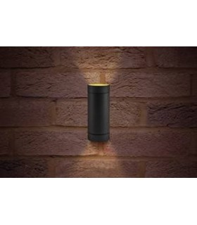 Outdoor Up Down Wall Light IP54 - 2x max 5W LED GU10