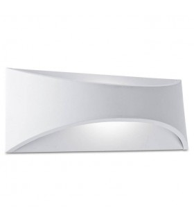 LED Outdoor Up Down Wall Light White IP65