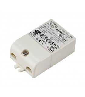 Led Driver, 500Ma, With Strain Relief