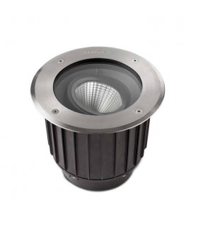LED Outdoor Recessed Floor Light Stainless Steel Aisi 316 IP67
