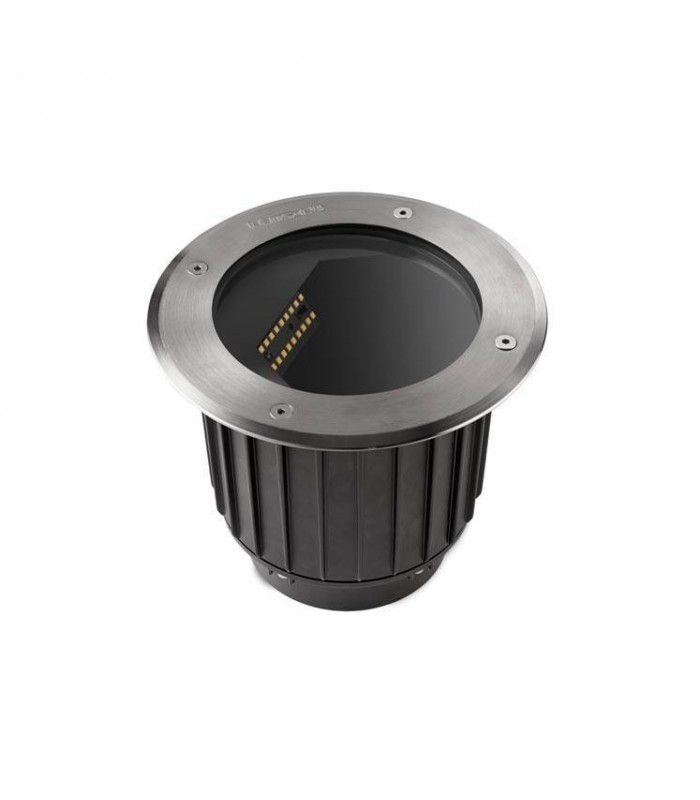 LED Recessed Floor Light Stainless Steel Aisi 316 IP67