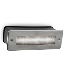 LED Outdoor Wall Light Stainless steel AISI 316 IP65