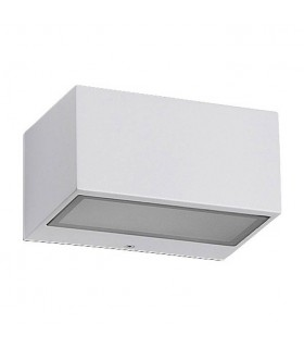 LED Outdoor Wall Light White IP44