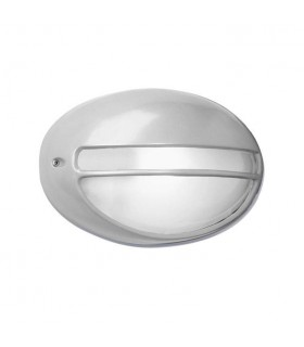 Zeus Outdoor Wall Fixture Small Grey - LEDS-C4 05-8751-34-M3