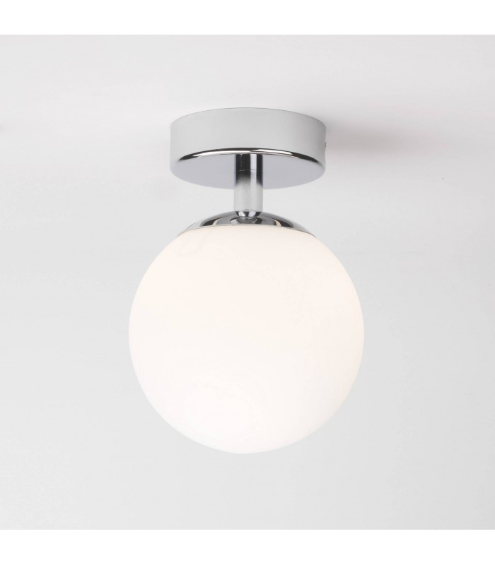 Chrome Bathroom Ceiling Light Astro Lighting 0323