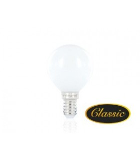 10 PACK - LED Classic Mini Globe Frosted 2.7W 2700K (Warm) 250lm Non-Dimmable, E14
