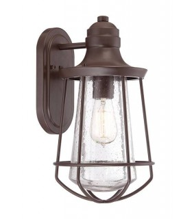1 Light Medium Wall Lantern