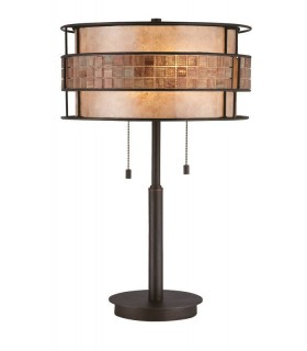 Laguna Table Lamp - Elstead Lighting QZ/LAGUNA/TL