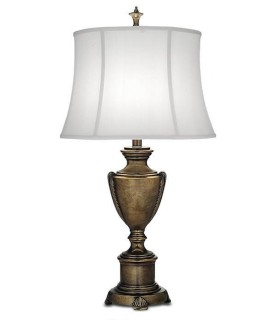 1 Light Table Lamp Smoked Umber, E27