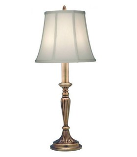 1 Light Table Lamp Antique Brass, E27
