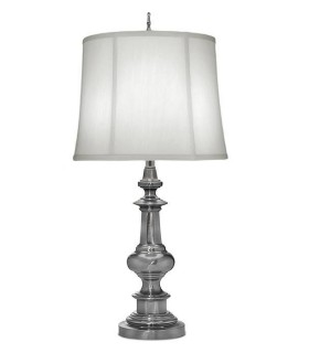 Washington Table Lamp Antique Nickel - Elstead Lighting SF/WASHINGTON AN