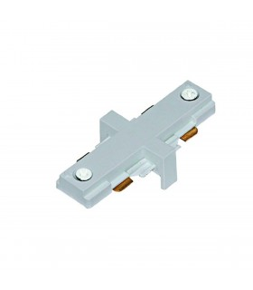 Spot & Track Two-Way Connector Silver