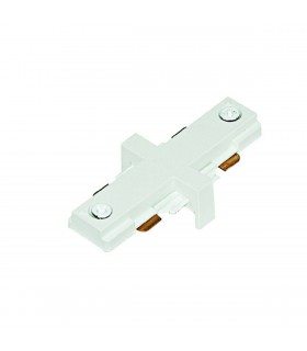 Spot & Track Two-Way Connector White