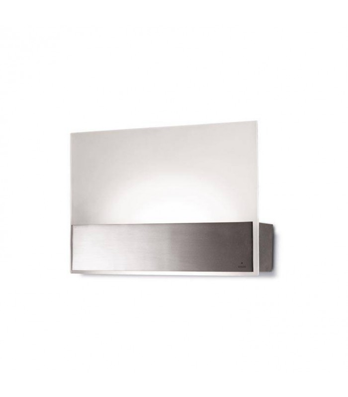 Small Interior Wall Lights : Flat Satin Nickel Small LED Wall Light - GROK 05-5093-81-B9
