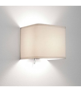 1 Light Indoor Wall Light Switched Fabric