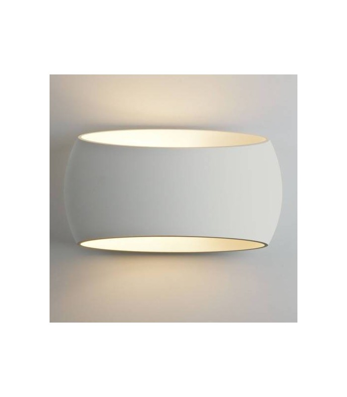 ARIA 300 PLASTER WALL LIGHT - ASTRO 7074