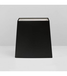 Black Tapered Square Shade