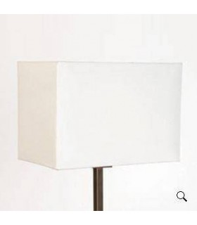 PARK LANE GRANDE WHITE WALL/TABLE SHADE - ASTRO 4001