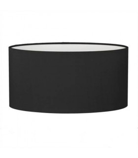 Oval Black Shade
