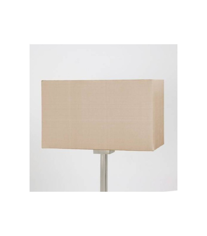 PARK LANE GRANDE OYSTER SILK WALL/TABLE SHADE - ASTRO 4035