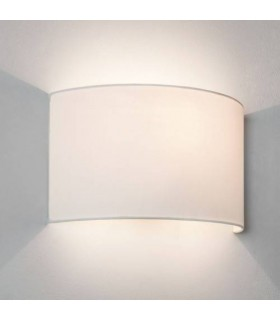 White Wall Shade