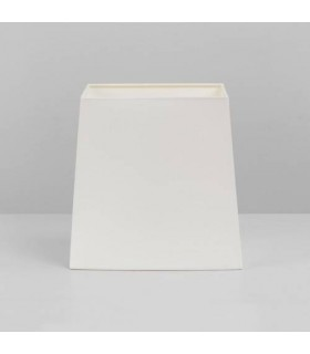 Tapered Square White Shade