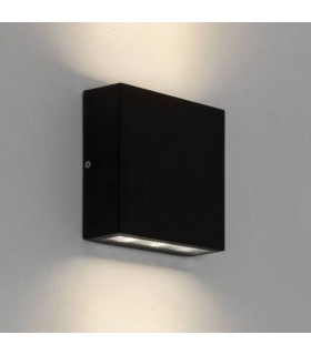 ELIS LED OUTDOOR UP DOWN WALL LIGHT BLACK - ASTRO 7202