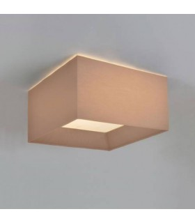 Bevel Square Small Oyster Shade - Astro Lighting 4107