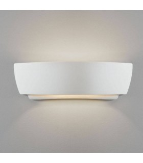 Kyo White Ceramic Wall Light Fixture - Astro Lighting 7075