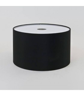 Round Black Table Shade