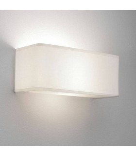 1 Light Indoor Wall Light Fabric
