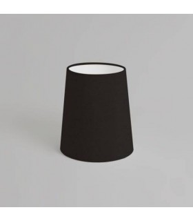 Black Fabric Shade