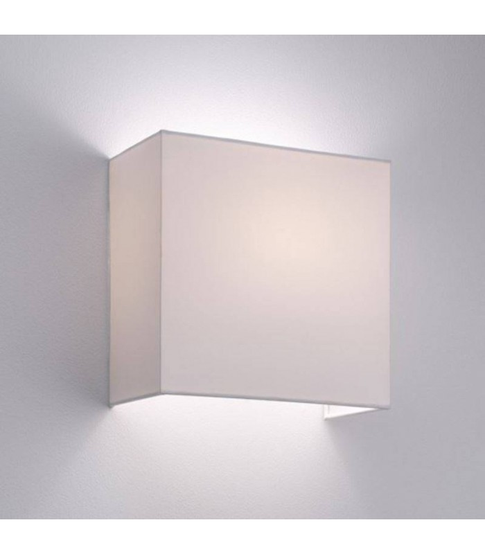 Chuo 250 White Wall Shade Fixture - Astro Lighting 4126