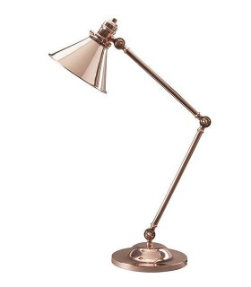 Provence Copper Table Lamp - Elstead Lighting PV/TL CPR