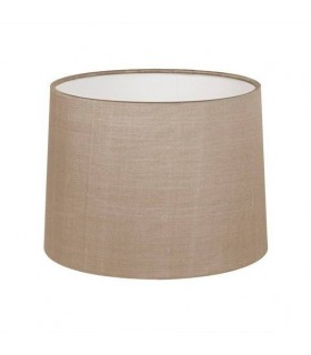 TAPERED DRUM 135 OYSTER SILK SHADE - ASTRO 4064