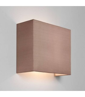 1 Light Indoor Wall Light Oyster with Square Shade