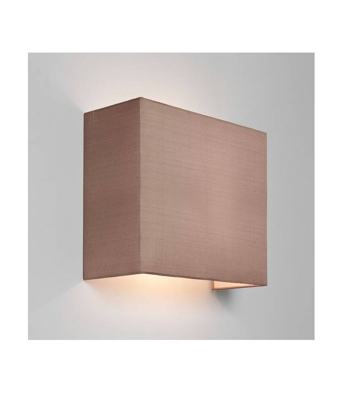 Square 250 Oyster Wall Light Shade